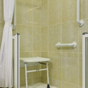 Bariatric Shower Tray