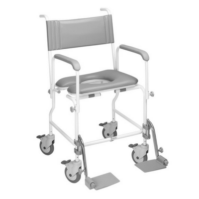 A06 Attendant Propelled Shower chair