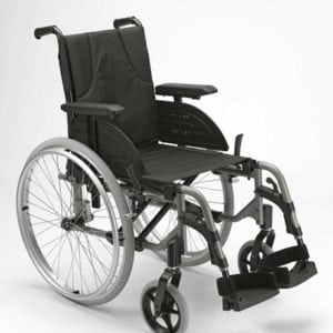 Action 4NG Heavy Duty Wheelchair