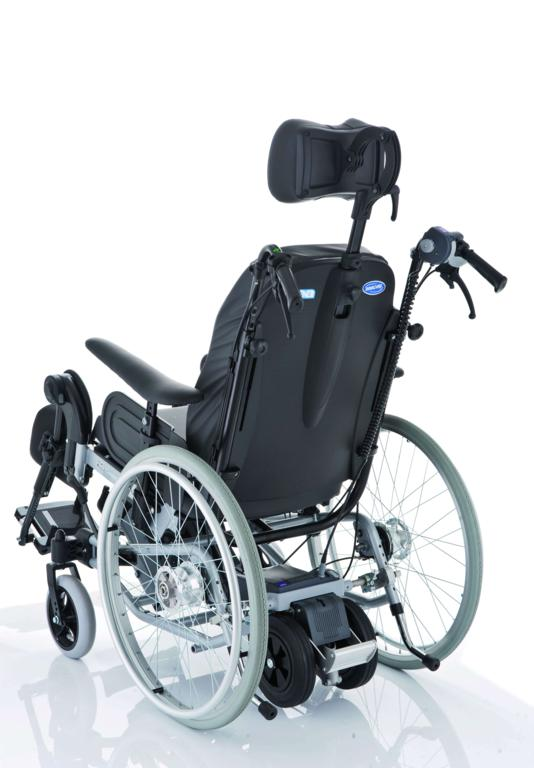 Alber viaplus Power Assisted Wheelchair