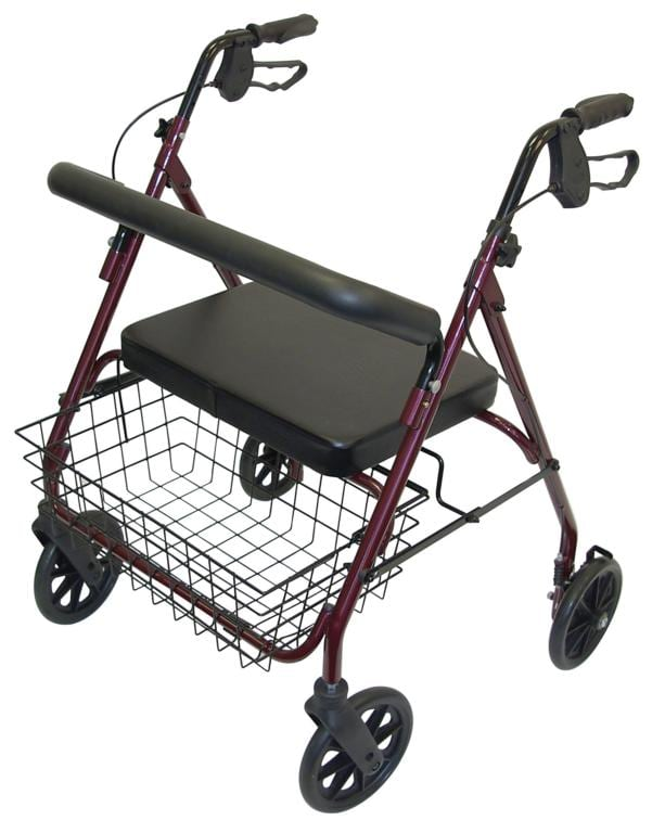 Bariatric Heavy Duty Rollators