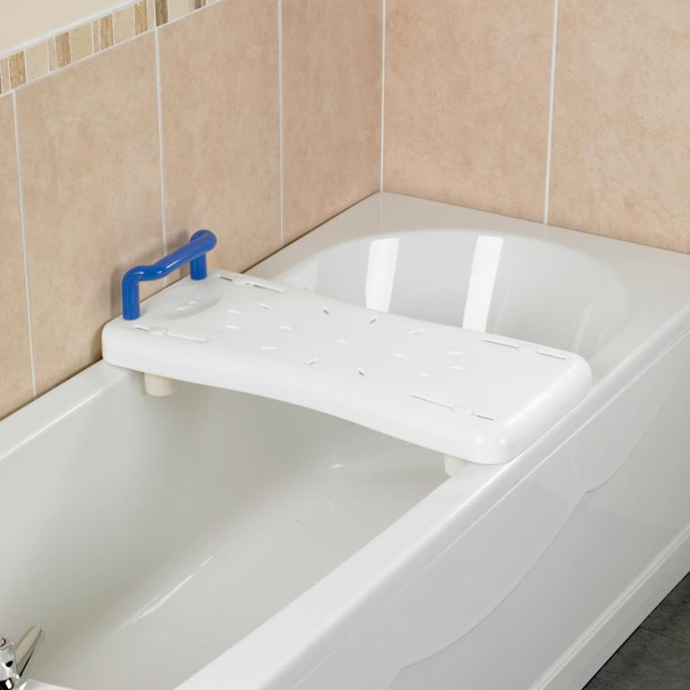 Bariatric Moulded Bath Board with Handle