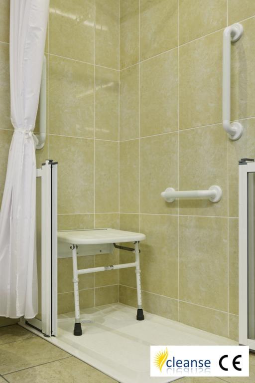 Bariatric Shower Tray