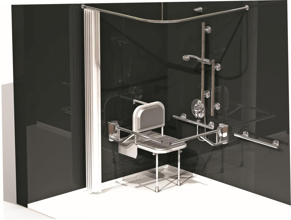 Contemporary Doc M Shower Pack (Concealed or Exposed)
