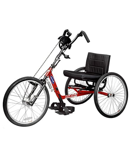 The Excelerator Handcycle