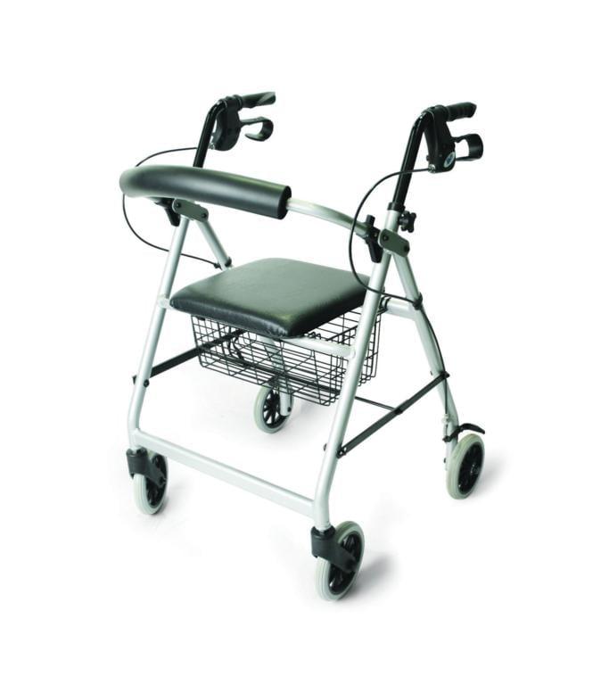 Lightweight Aluminium Rollator