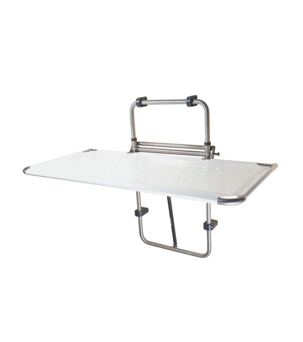 Manually Height-Adjustable Shower Changing Table (CTM)