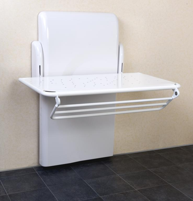 Beau Nivano Height Adjustable Shower Changing Table