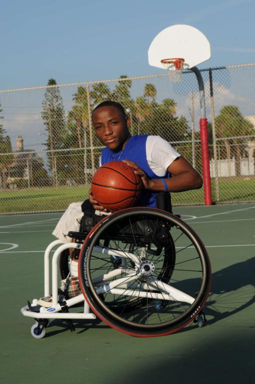 The Pro Basketball Wheelchair