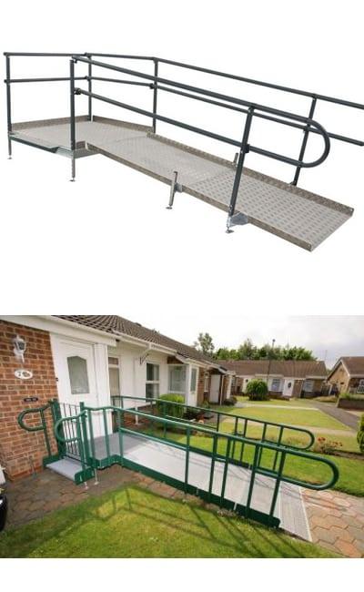 Modular Residential Ramps