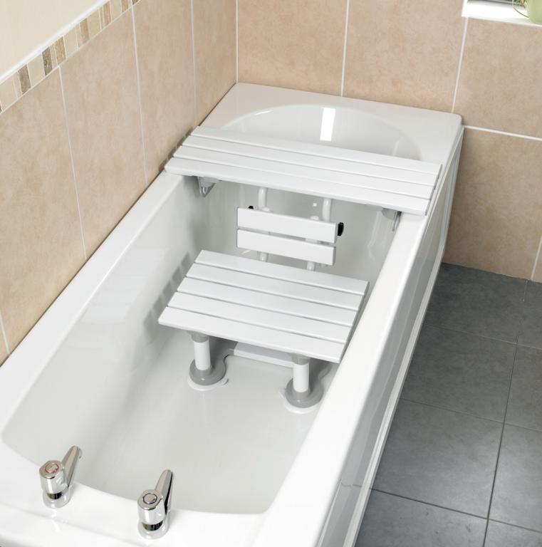 Savannah Combined Bath Board & Seat System - SYNC Living