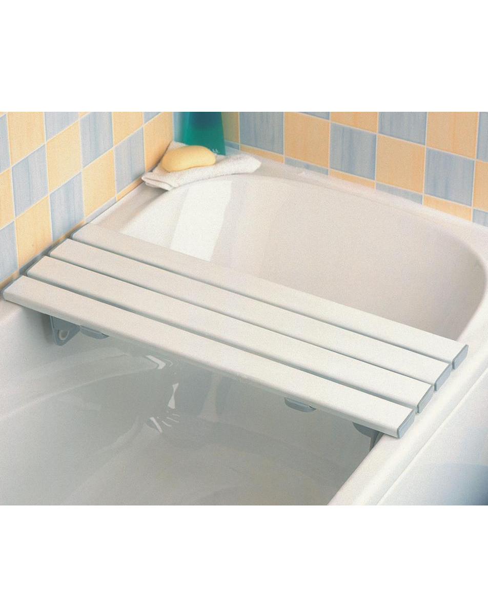 Savannah slatted bath board sync living for Savannah bathroom accessories