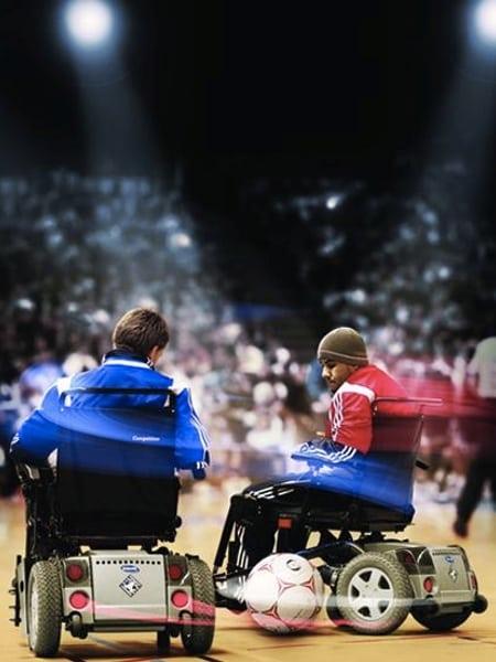 Storm 3 FFH Football Wheelchair