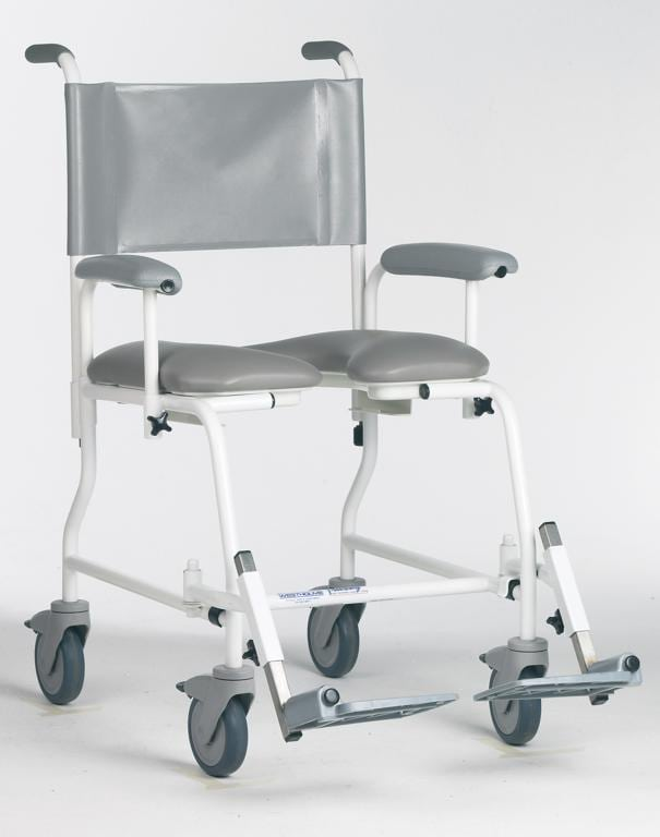 T40 Shower Commode Chair