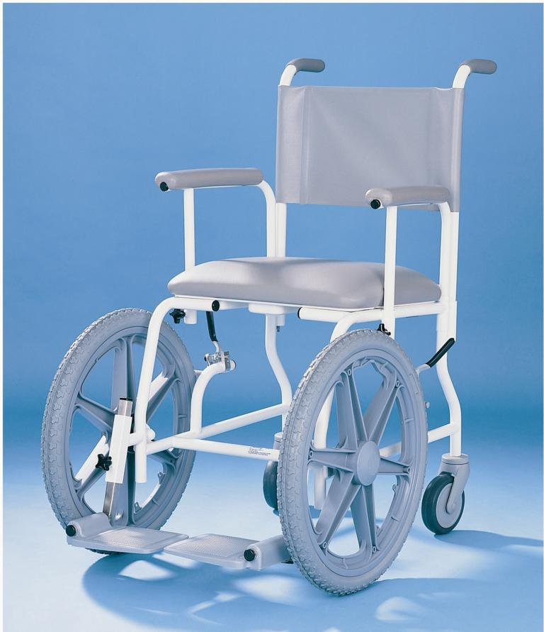 T50 Shower Commode Chair