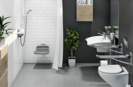 Wheelchair Friendly Wetroom Bathroom Adaptation