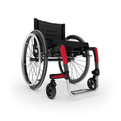 Veloce Folding Wheelchair