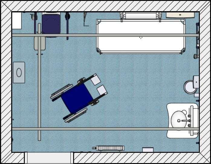 Changing Places toilet design