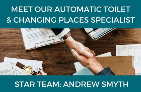 Andrew Smyth Automatic Toilet & Changing Places Specialist