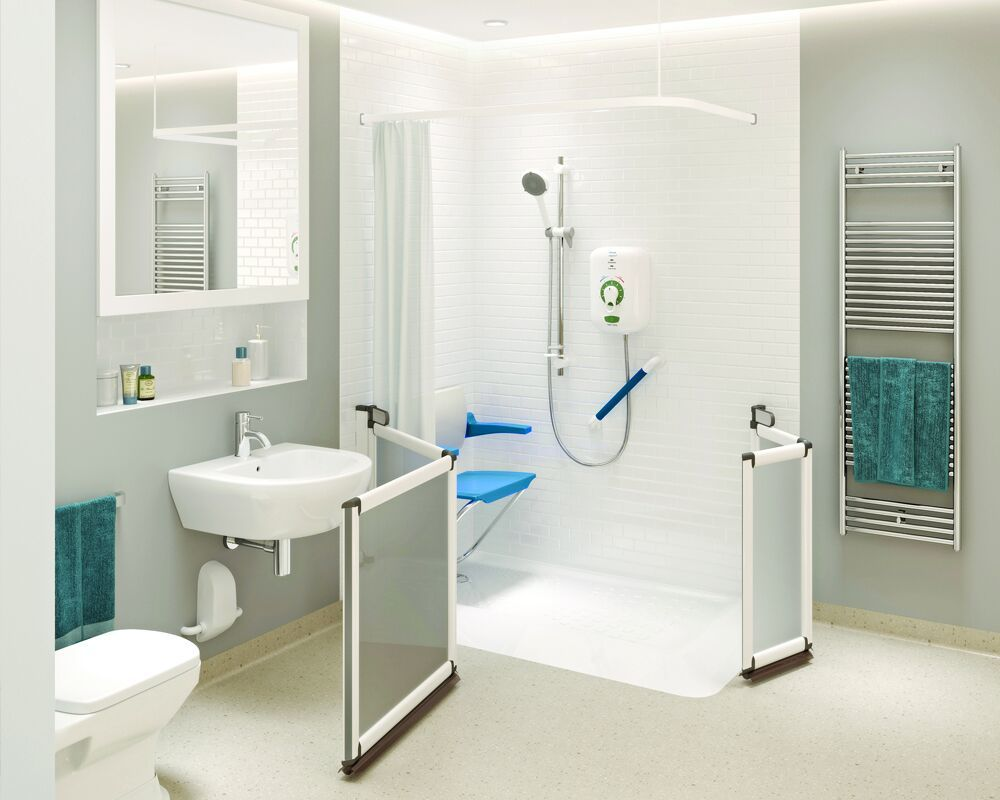 The ultimate guide to wet room design - Wetrooms - Bathroom - SYNC ...