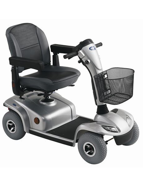 LEO INVACARE PAVEMENT MOBILITY SCOOTER - Available with Motability Scheme