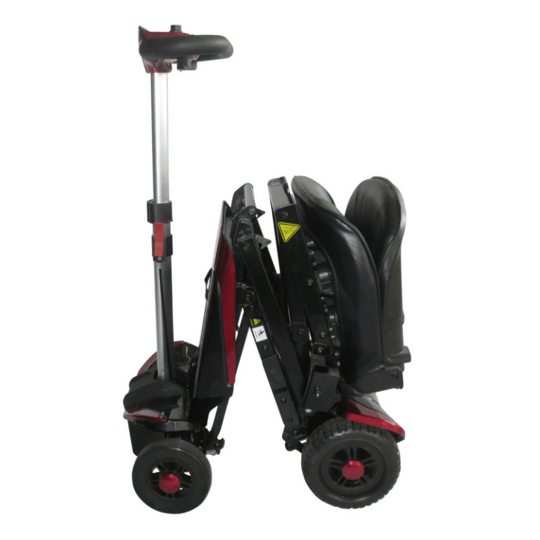 Lightweight Folding Mobility Scooter Compact Amp Portable